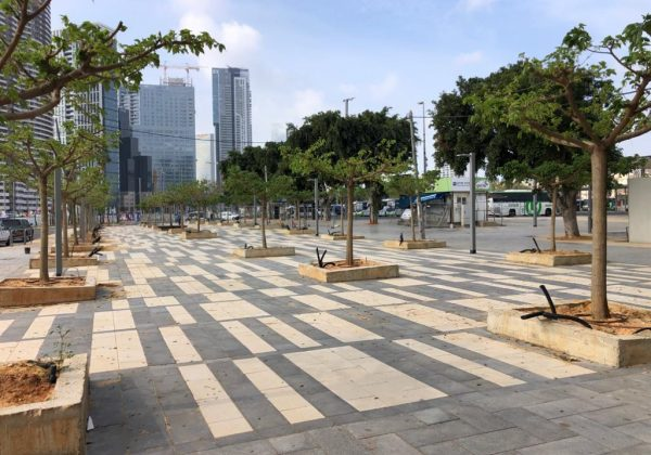 פרויקט תחנת רכבת סבידור- תל אביב מרכז